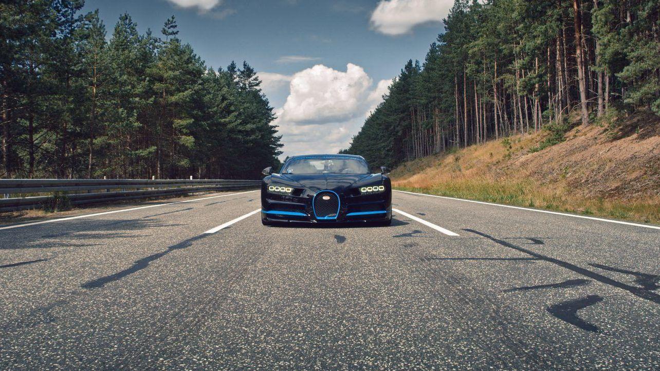 Bugatti -  Chiron 0-400-0
