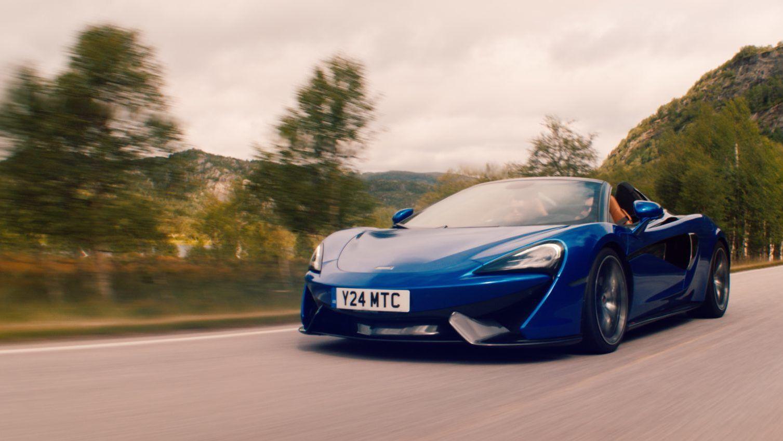 McLaren - 570S Spider