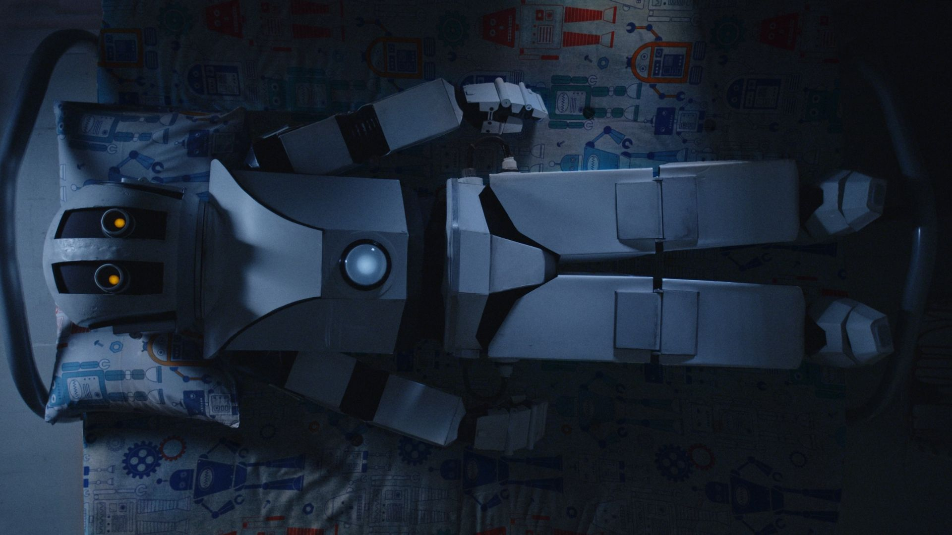 War Child - Escape Robot