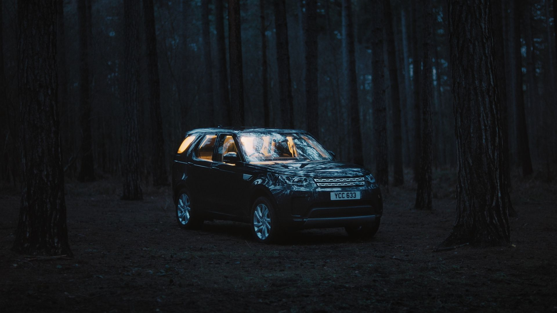 Land Rover - Under The Stars