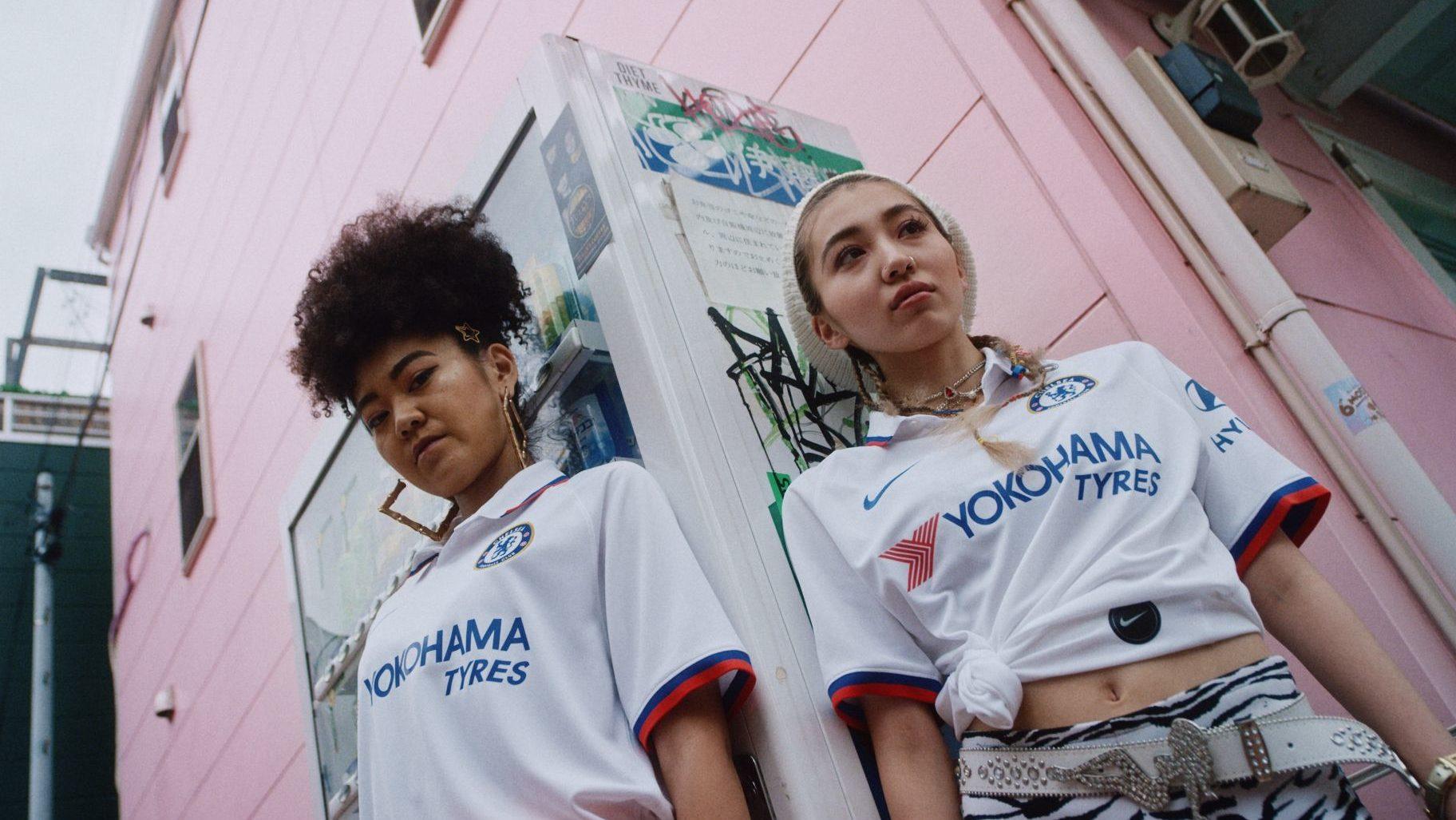 Chelsea – Tokyo x Nike