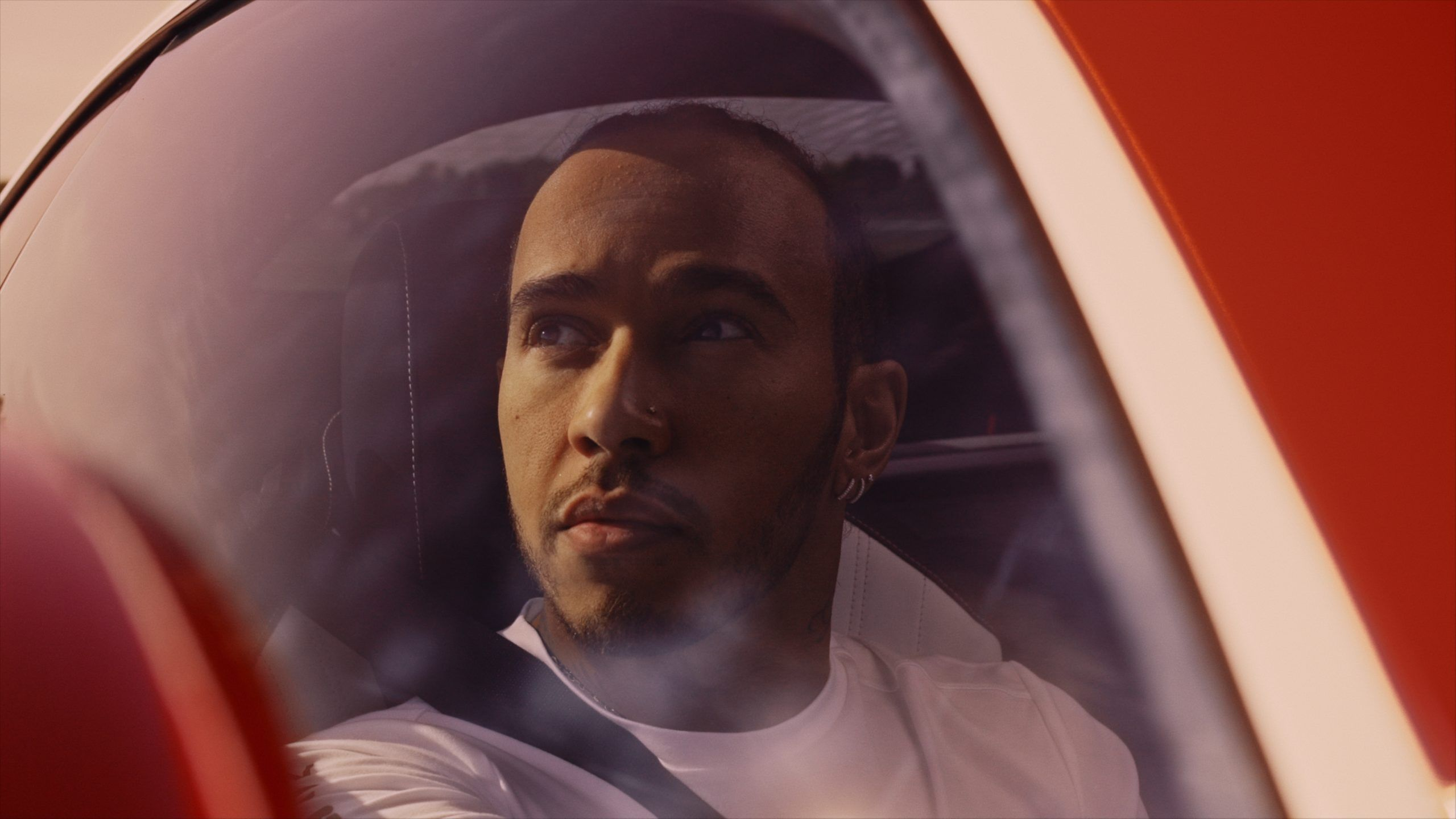 CrowdStrike x Lewis Hamilton