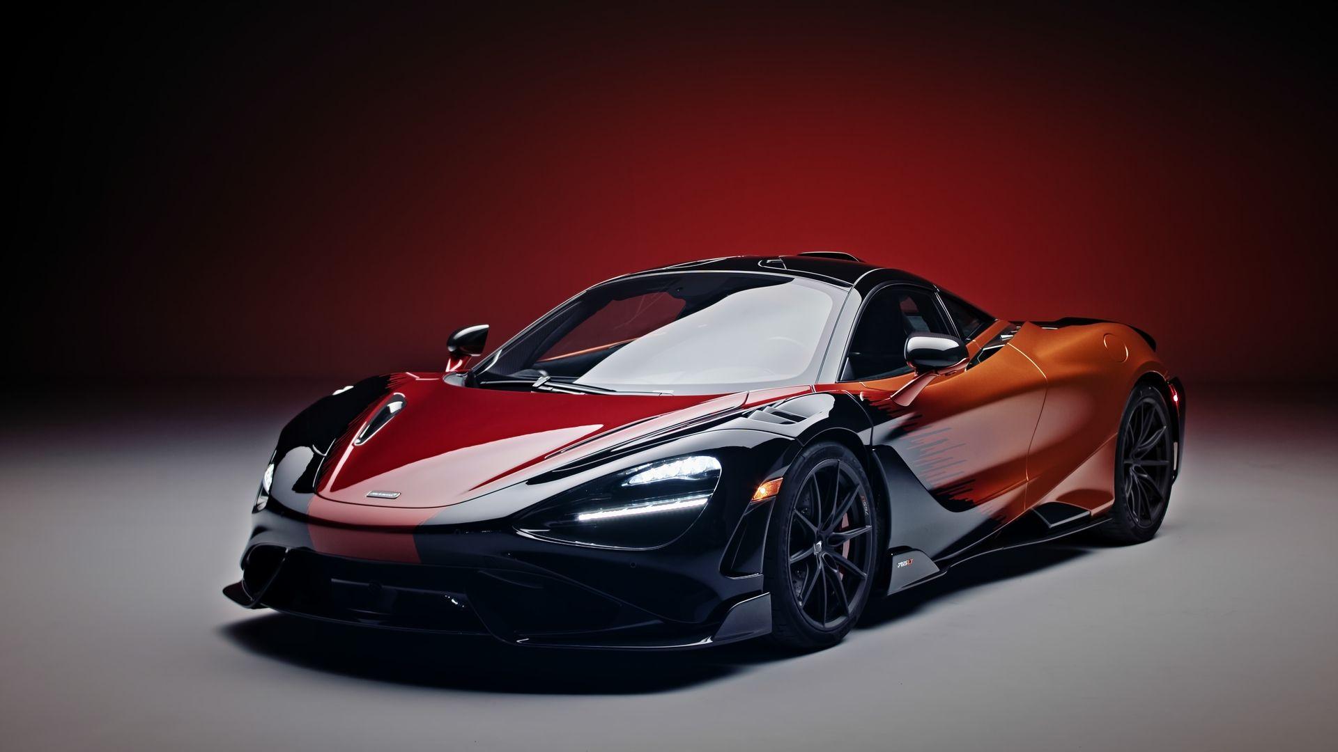 McLaren MSO 765LT