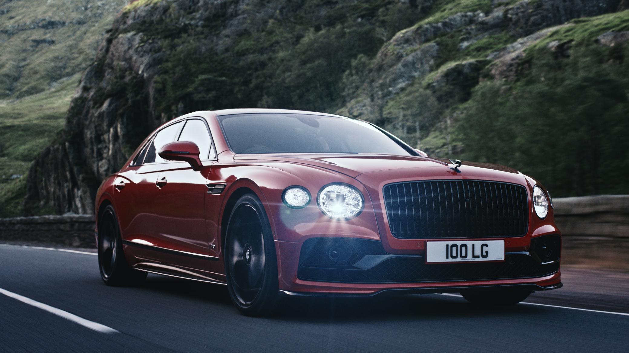 Bentley – New Flying Spur