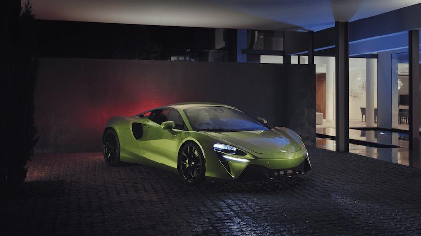 McLaren – Artura