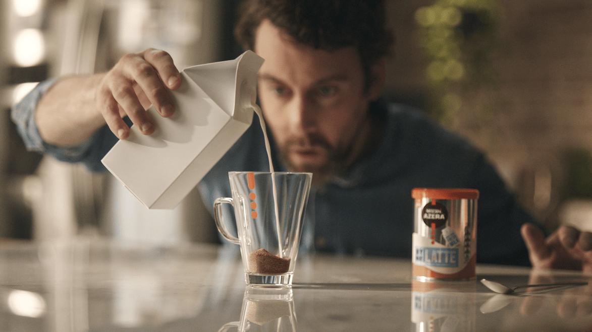 Nescafe – Latte  TVC